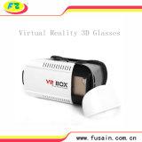 Стекла коробки 3 d Vr Vr 3 стекла d передвижных с Bluetooth Gamepad