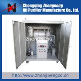 Purificador del aceite aislador del vacío, máquina de la filtración del petróleo del transformador