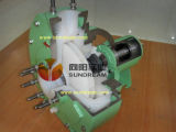 Hgpd 시리즈 동축 Self-Priming Chem 펌프 산 또는 알칼리성 저항하는 화학 펌프