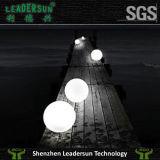 Meubles légers de Gardern DEL d'éclairage de barre de bille en plastique du PE (Ldx-B11)