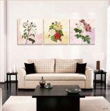 Art moderne décoratif en peinture à l'huile moderne
