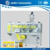 Empaquetadora de empaquetado del conjunto automático del condimento para el polvo y el relleno líquido