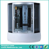 Diseño de lujo moderna sala de vapor de la ducha con la lámpara superior (LTS-8135)