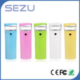 MultifunktionsPower Bank 2600mAh mit Sprayer in Candy Colors