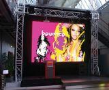 Farbenreiches Innenstadium P5 Miet-LED-Bildschirmanzeige-Panel