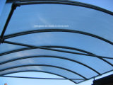 De gelamineerde Luifel van het Glas/Aangemaakt Gelamineerd Glas met ANSI &En12150
