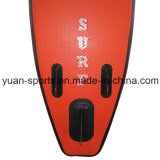 aangepaste opblaasbare stand up paddle sup board en surfplank