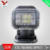 luz teledirigida multiusos del trabajo de 50W LED (HCW-L5066)
