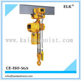 5ton Electric Chain Hoist con Electric Trolley