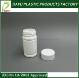 Бутылка PE высокого качества 60ml пластичная для таблеток
