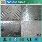 Plat antidérapage en aluminium de la vente 6082 chauds