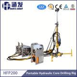 Preço hidráulico da máquina Drilling de núcleo Hfp200