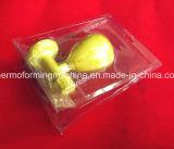 Cartão de papel à máquina de empacotamento plástica da embalagem da bolha da máquina da selagem da bolha
