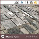 壁のための安い中国の灰色の花こう岩の石の床タイル