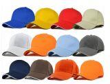 Chapéus dobrados bordado da forma do vaqueiro do engranzamento da borda do verão