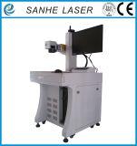 Máquina da marcação do laser da fibra para o dispositivo médico, os anéis e as canecas