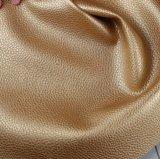 Экспертный поставщик ткани имитационной кожи для мебели (788#)