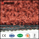 Sunwing Special Red Artificial Synthetic Turf per Playground