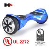 Aprobación UL2272 para las ruedas eléctricas Hoverboard de la vespa dos