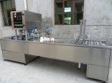 Kokosnuss-Wasser-Dichtungs-Maschine für Aluminiumfolie-Cup