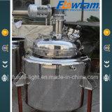 bac de réaction de l'acier inoxydable 3000L