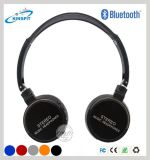 Auscultadores estereofónico de Bluetooth do uso portátil de Media Player e de uma comunicação sem fio