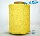 Alto filo di cotone di torsione per la tessitura in macchina del getto di acqua