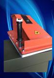 Do braço hidráulico do balanço do átomo de Italy máquina cortando de couro usada (VS922)