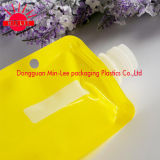Fastfood- Tülle-Nahrungsmittelretorte-Plastikbeutel für Saft-verpackenverpackenbeutel