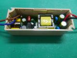 Corrente costante tensione costante del driver di 30W LED impermeabile IP65 migliore qualità