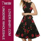 Formales beiläufiges Partei-Kleid für Frau (L36111)