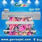 Принтер тканья сублимации Garros Ajet1601 цифров сразу с печатающая головка Dx5