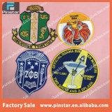 Stickereiänderung am objektprogramm gesticktes Applique-Abzeichen China-Alibaba kundenspezifische
