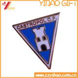 훈장 연약한 사기질 접어젖힌 옷깃 Pin 기장 (YB-LP-61)