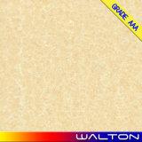 Azulejo de suelo Polished de Pulati del color amarillento 600*600