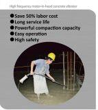 vibrador 1.2kw concreto de alta freqüência com 12000 T/Min