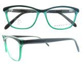 2016 vidros novos de Wholsale dos vidros do olho das mulheres dos frames do acetato