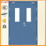 Steel in foglio Fireproof Door con Excellent Performance