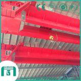 Capacité de levage grue de pont de Dirder de double de 20 tonnes