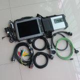 Scanner diagnostico automatico della stella C5 di mb con SSD + computer portatile