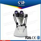 FM-B8ls 45は双眼ステレオの顕微鏡を傾斜させた