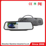 4.3 Duim LCD Car Mirror Monitor met tweerichtingsVideo Input voor Car Cameras en DVD Player