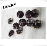 Boucle d'alliage d'accessoires de bouton de mode pour des vêtements