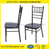 Los mejores muebles del acontecimiento de la silla de Chiavari del hierro del metal de la calidad