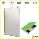 Caixa do couro da tabuleta do plutônio de Magnetc da alta qualidade para o iPad 2/3/4