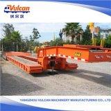 Semi Aanhangwagen van Lowbed van het Vervoer van de Container van de fabrikant de Goedkope met Uitstekende kwaliteit