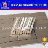 Этап вырезывания концов диаманта мрамора 450mm Пакистана вырезывания каменный для разделять блока