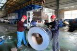 Rolls en acier galvanisée enduite d'une première couche de peinture