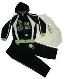 Vlies scherzt Mädchen-Sportkleidung-Klage in den Kindern 's-Kleidung Swg-133