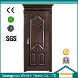 Puertas de madera sólidas para las puertas de Exteior del apartamento (WDHO46)